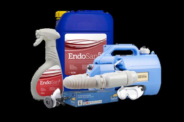 Disinfectant Fogging Bundle  - £299.00 (EX VAT) Ideal for use after Covid testing