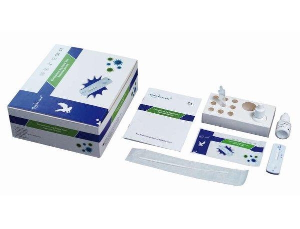 Healgen Antigen Rapid Lateral Flow Tests 2000 tests £2.99 per test  (EX VAT)