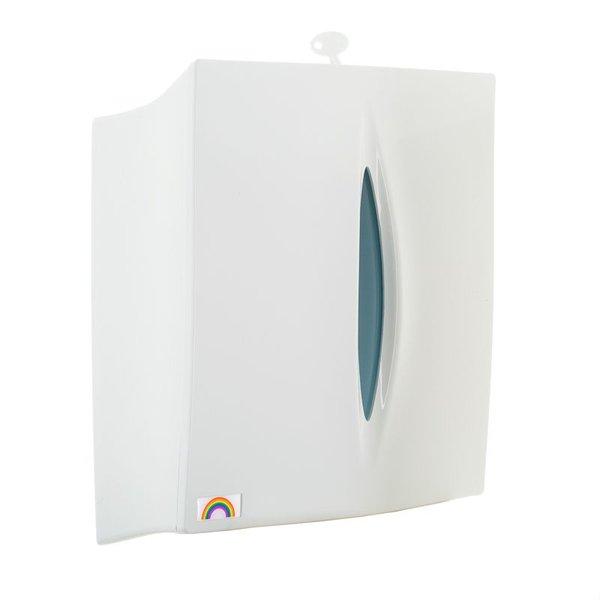 Rainbow Towel Dispenser - £9.95 (EX VAT)