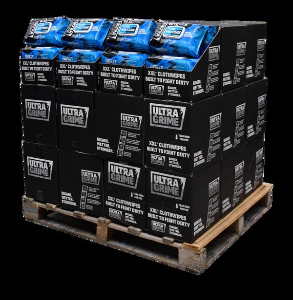 360 x PACKS ULTRA GRIME MULTIUSE £6.19 per pack (EX VAT)