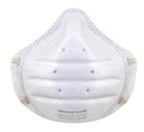 Honeywell Superone 3207 FFP3 Respiratory Face Mask - £3.25 (EX VAT)