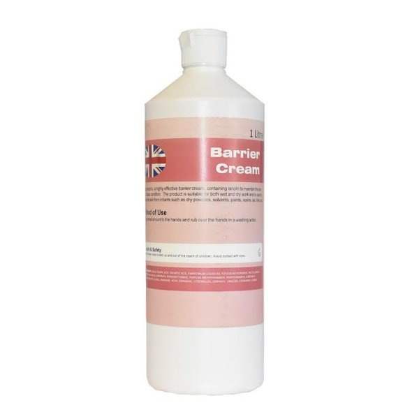 Conditioning Barrier Cream 1 Litre - £4.95 (EX VAT)