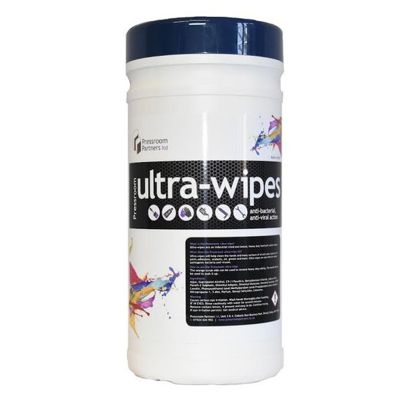 Ultra-Wipes - £8.95 (EX VAT)