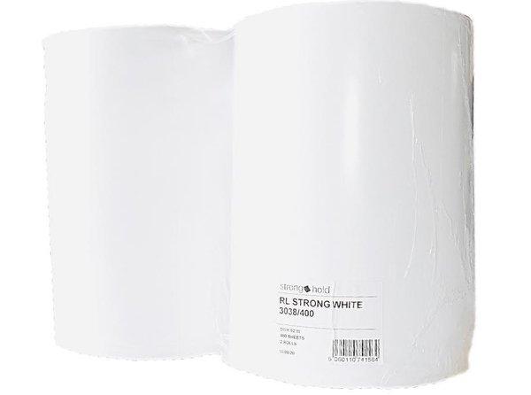 Strongwhite Lint-Free Cloths (2 x 400) - £39.95 (EX VAT)