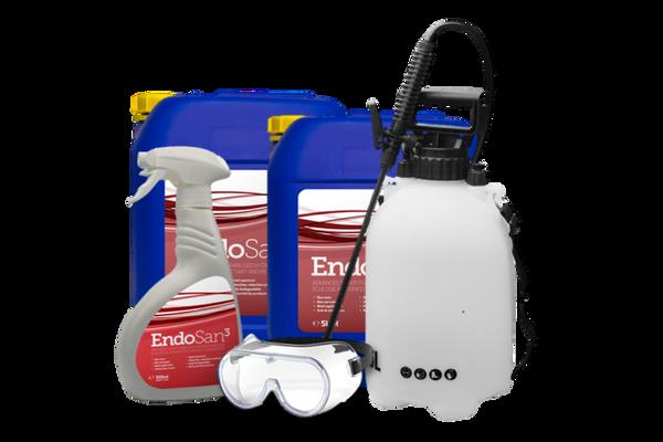 Disinfectant Misting Bundle - £99.00 (EX VAT)