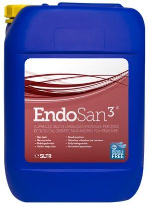 Endosan 3 Disinfectant Misting Solution 5 Litre - £29.95 (EX VAT)